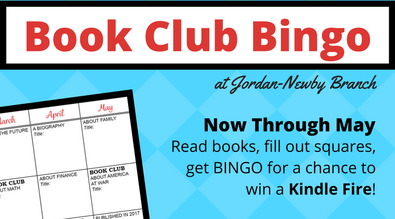 Book Club Bingo APPsize