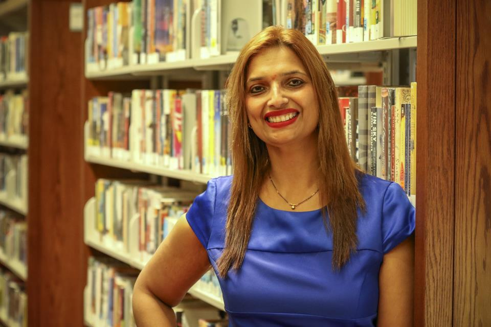 Sonal Rastogi, Director of Libraries