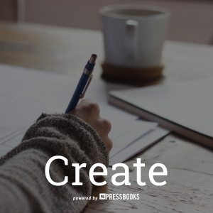Create with Pressbooks and Creator