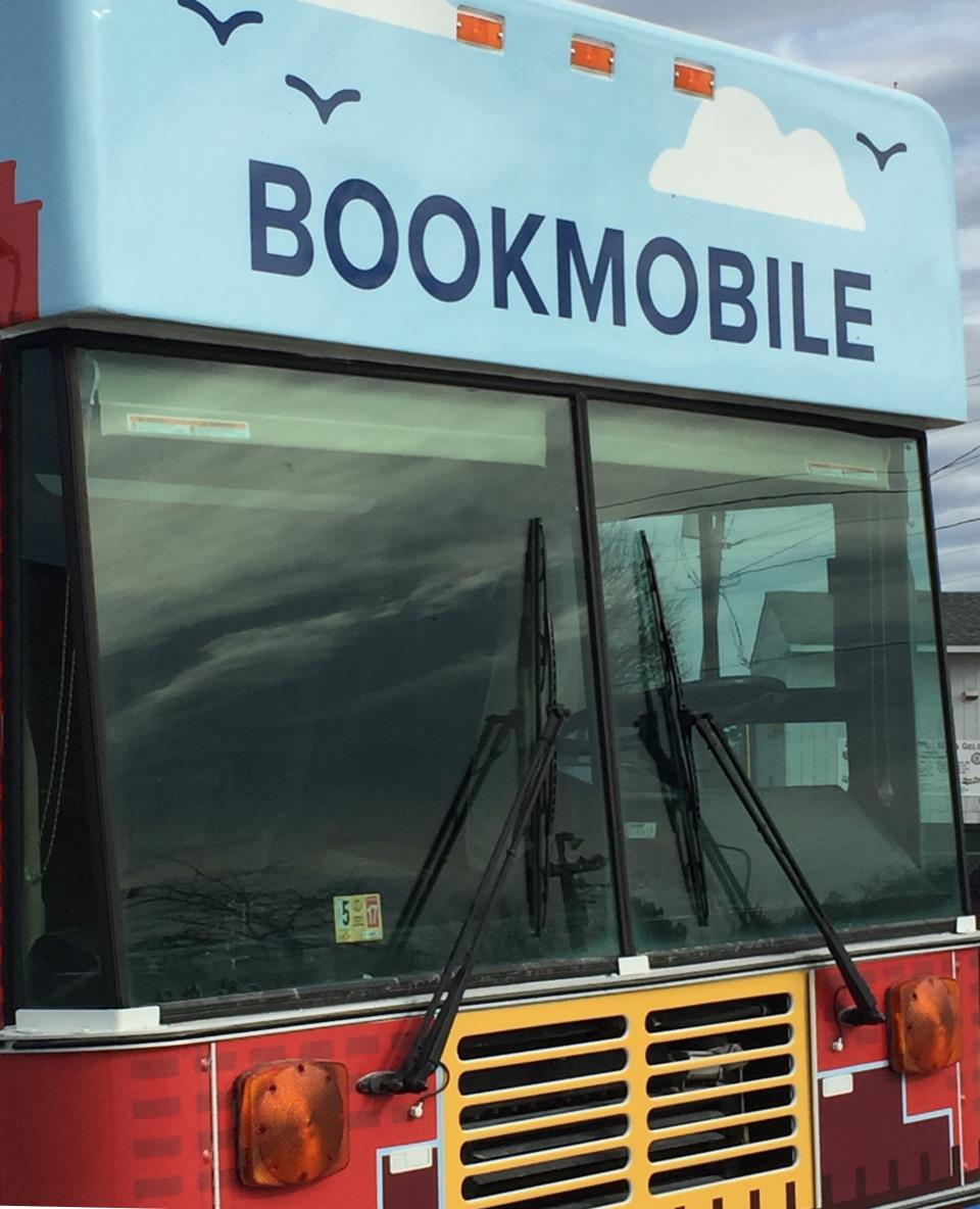 NPL Bookmobile Prepares for the Road!