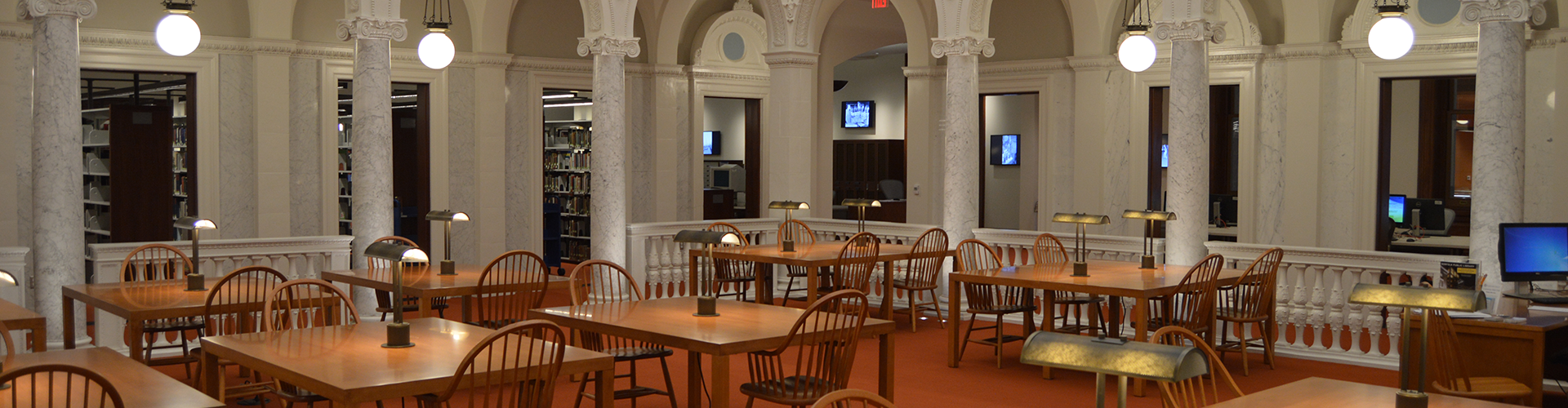 reading area in SMC, tables and columns in background