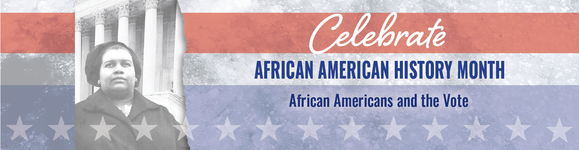 African American History Month. African Americans and the Right to Vote. Image: Evelynn Butts