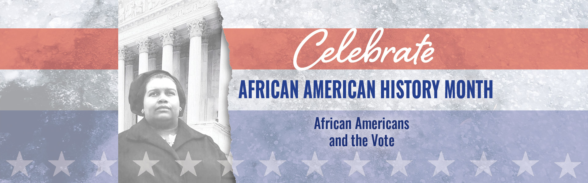 African American History Month. African Americans and the Right to Vote. February 2020. Image: Evelynn Butts