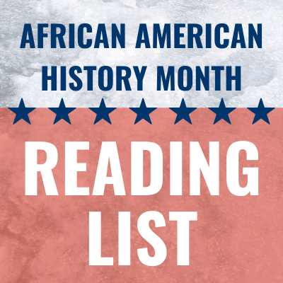 African American History Month 2020 reading list