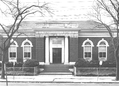 Van Wyck Branch Library