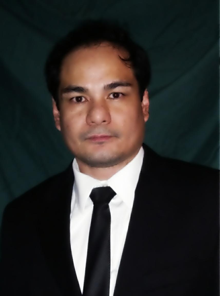 Author Aldous Mina